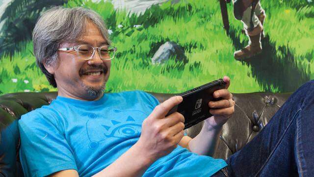 Eiji Aonuma y otros productores ascienden en el organigrama de Nintendo