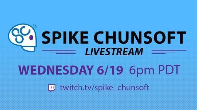 Spike Chunsoft prepara anuncios para el próximo 20 de junio