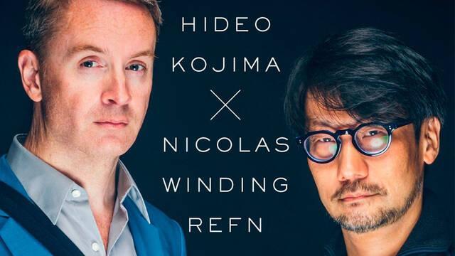Hideo Kojima y Nicolas Winding Refn tendrán una charla en SDCC