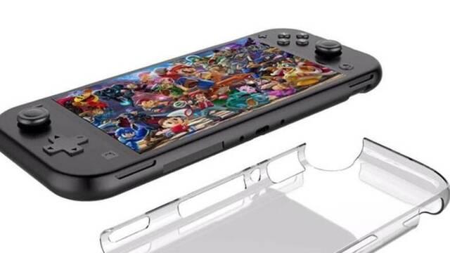 Rumor Nintendo Switch Mini: Un fabricante chino muestra sus accesorios