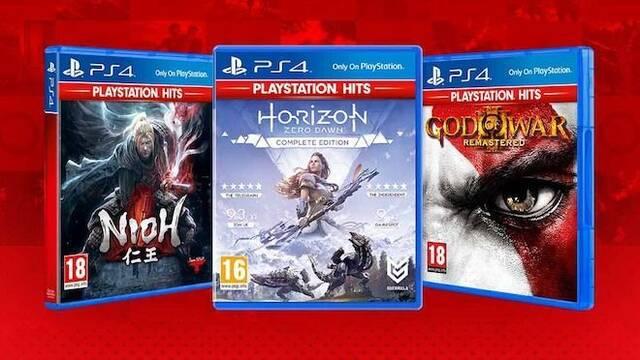Sony añade nuevos títulos a su gama económica PlayStation Hits