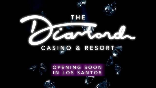 The Diamond Casino & Resort llegará pronto a GTA Online