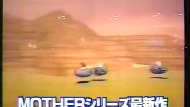 Aparece material gráfico del cancelado Mother 64 para Nintendo 64