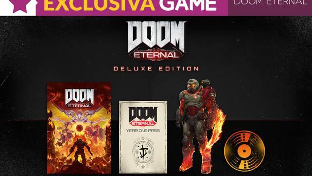 GAME detalla su Deluxe Edition para el esperado DOOM Eternal