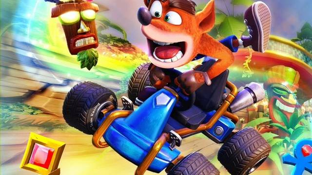TODOS los trucos de Crash Team Racing Nitro-Fueled