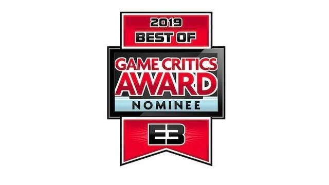 Estos son los nominados a los Game Critics Awards del E3 2019