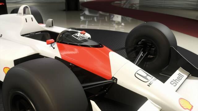 Todos los coches clásicos de F1 2019 y cómo conseguirlos
