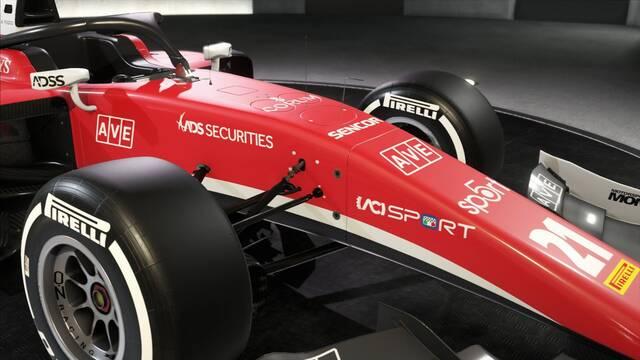 Así funciona el Modo Carrera Profesional de F1 2019