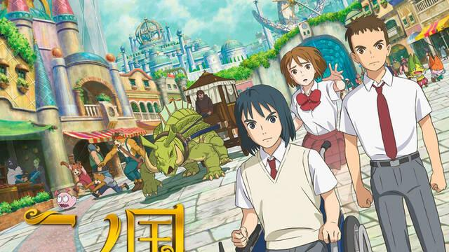 La película animada de Ni no Kuni presenta su nuevo tráiler