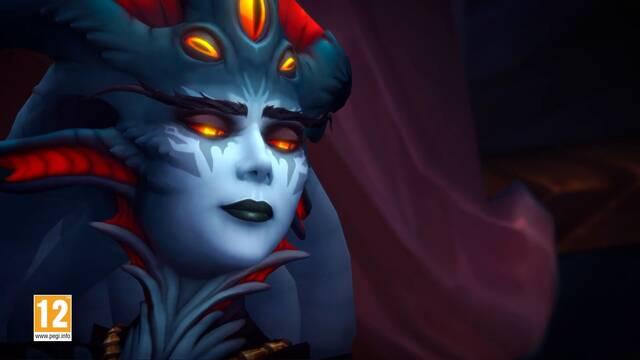 World of Warcraft Battle for Azeroth da la bienvenida al Resurgir de Azshara