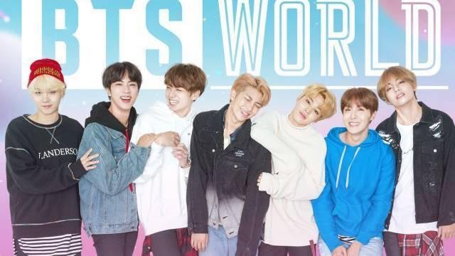 Ya disponible BTS World, el juego de la popular boy band coreana