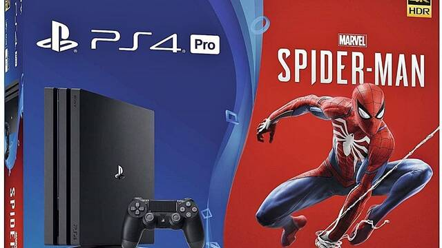 Ventas España: Spider-Man y PS4 son el juego y la consola más vendidos