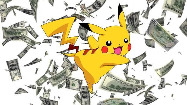 The Pokémon Company incrementó sus beneficios en un 1200% en 5 años