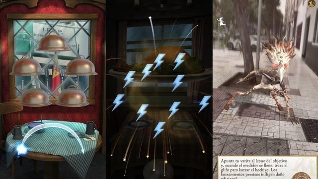 Trucos para conseguir energía para hechizos en Harry Potter: Wizards Unite