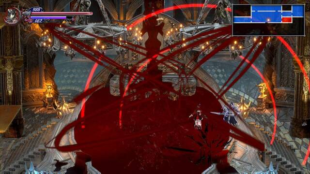 Cómo vaciar la Fuente de sangre en Bloodstained: Ritual of the night