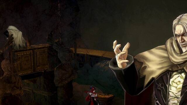 Alfred en Bloodstained: Ritual of the night - Cómo derrotarlo