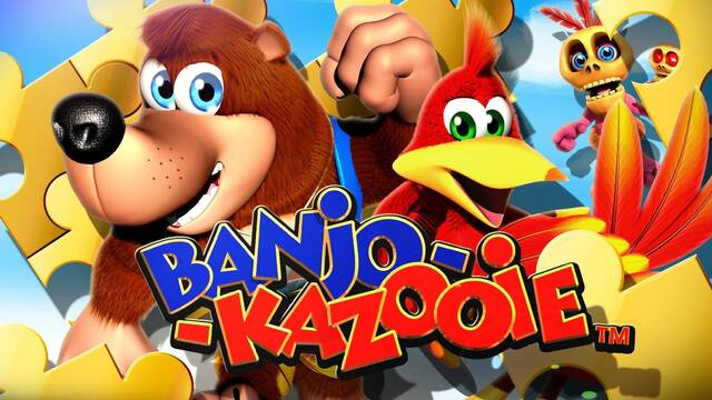 Banjo-Kazooie: Nuevo merchandising hace pensar en un nuevo juego