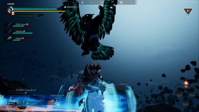 Shrike Segador Lunar en Dauntless: cómo matarlo fácilmente y recompensas