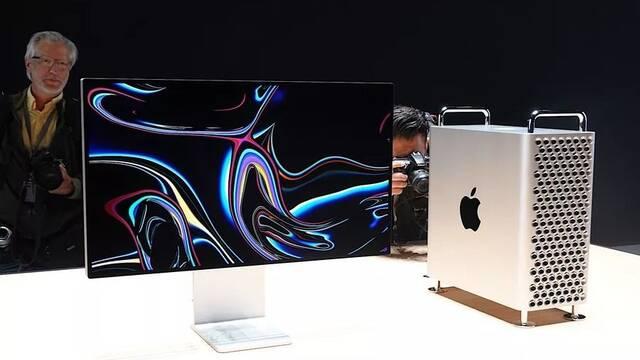 El nuevo Mac Pro en su modelo más completo tiene un precio de 35.000 dólares