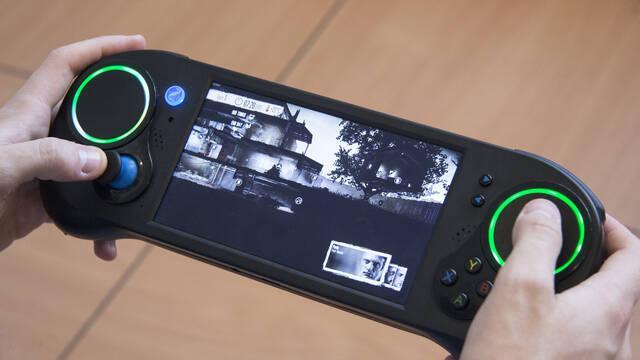 SMACH Z, la portátil con la potencia de un PC, muestra sus novedades en la gamescom