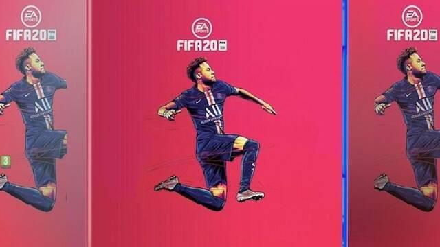 FIFA 20: Filtrada la portada protagonizada por Neymar Jr