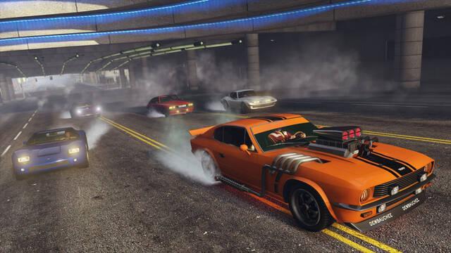 GTA Online: Esta semana Arena War ofrece el doble de GTA$ y RP