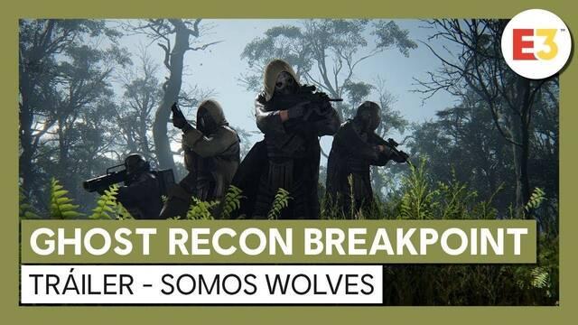 Ghost Recon Breakpoint presenta su nuevo tráiler, 'somos Wolves'