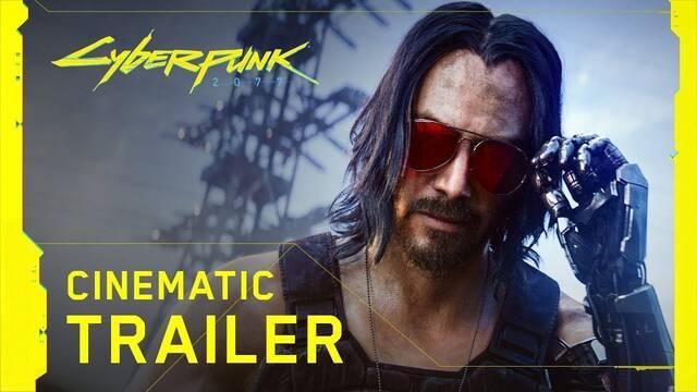Cyberpunk 2077: Se lanza el 16 de abril y presenta tráiler con Keanu Reeves