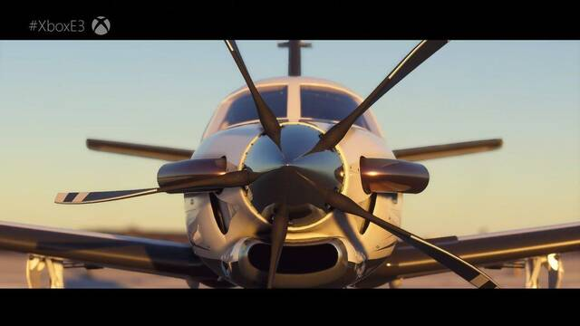 E3 2019: Microsoft anuncia Microsoft Flight Simulator