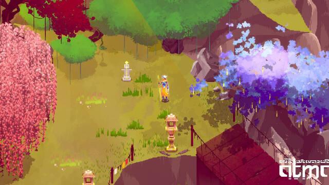 Ya disponible Atma, una aventura con un precioso pixel art