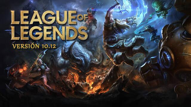 League of Legends v10.12: Ajustes a campeones y modificaciones de runas