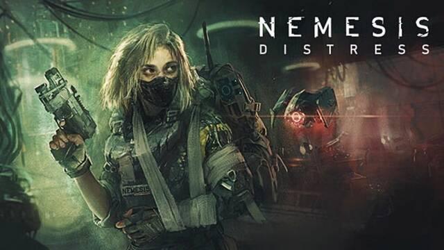Nemesis: Distress y su anuncio