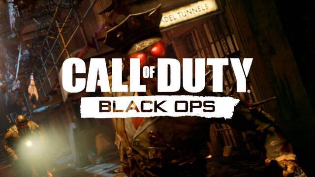 Call of Duty: Black Ops con zombis en Warzone