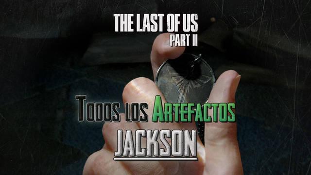 TODOS los artefactos de Jackson en The Last of Us 2