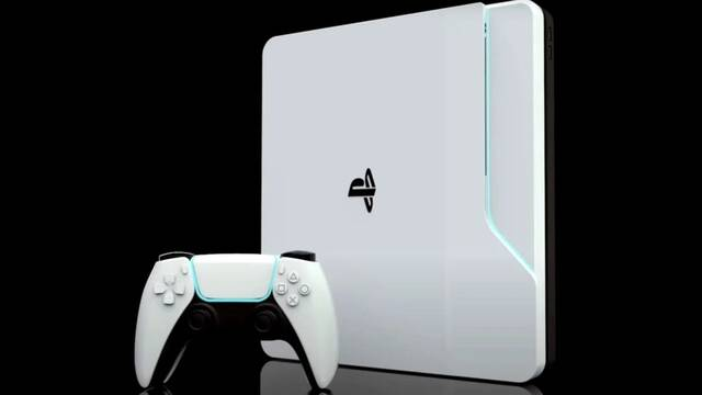 Una PS5 de 2 TB aparece listada en Amazon por 600 libras.