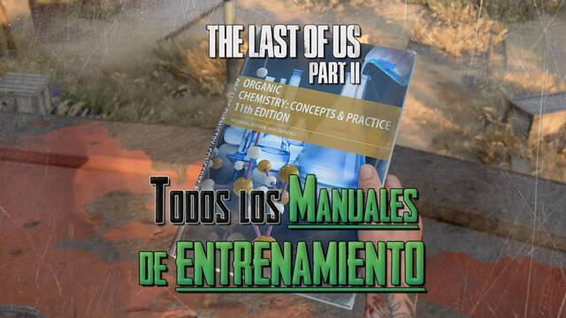 TODOS los manuales de entrenamiento en The Last of Us 2 - Localización