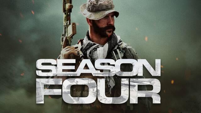 Estas son las novedades de la temporada cuatro de Call of Duty: Warzone.