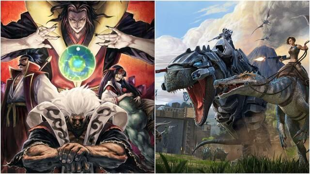 Epic Games Store regala ARK: Survival Evolved y Samurai Shodown NeoGeo Collection.