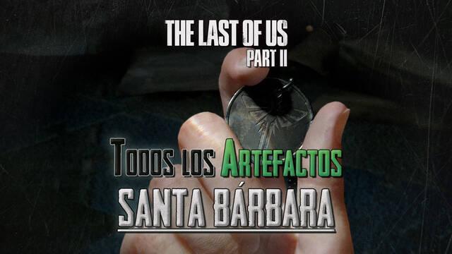 TODOS los artefactos de Santa Bárbara en The Last of Us 2