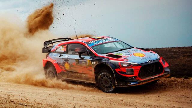 Codemasters con licencia WRC