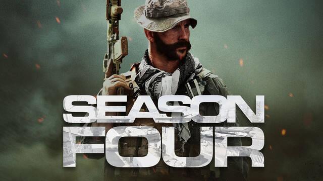 La Temporada 4 de Call of Duty MW y Warzone ya está disponible