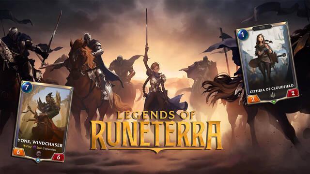 Legends of Runeterra: Riot asegura que algunas cartas se convertirán en campeones de LoL