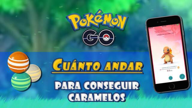 Pokémon Go: ¿Cuánto andar para conseguir caramelos con tu Compañero Pokémon?