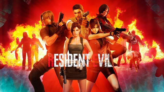 Resident Evil consigue 100 millones en ventas