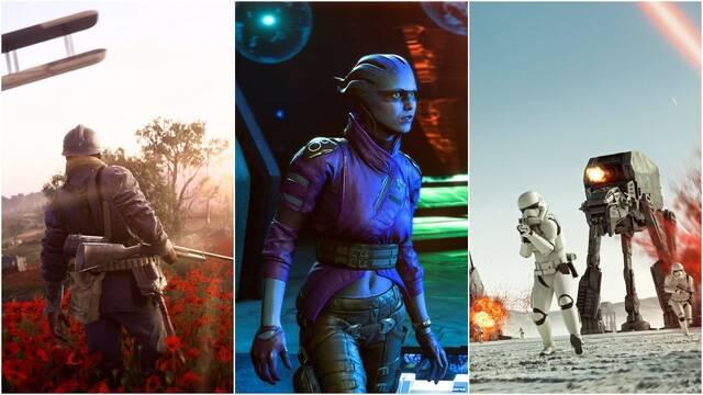 Electronic Arts suma más juegos a su catálogo en Steam.