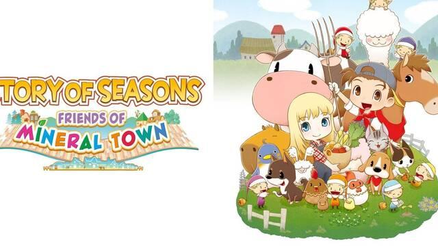 Story of Seasons anunciado para PC