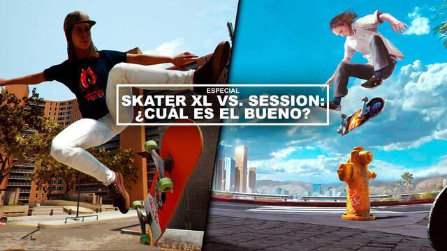 Skater XL vs. Session: ¿cuál es el bueno?