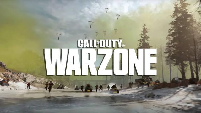 Call of Duty Warzone añadirá pronto modos de 200 jugadores, según una filtración