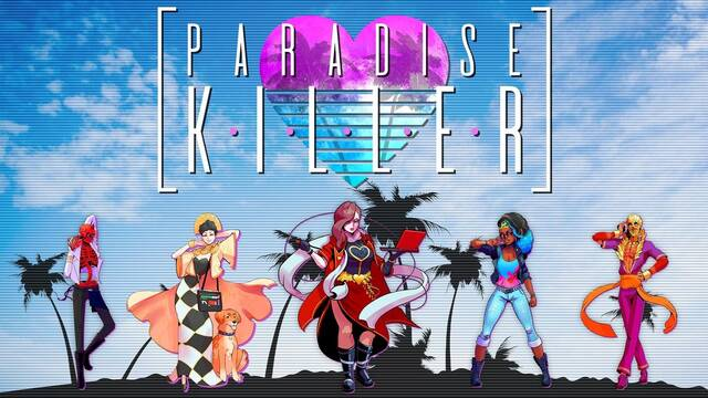 Paradise Killer se estrenará este verano en PC.