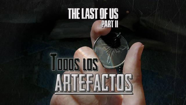 TODOS los Artefactos de The Last of Us 2 y cómo conseguirlos